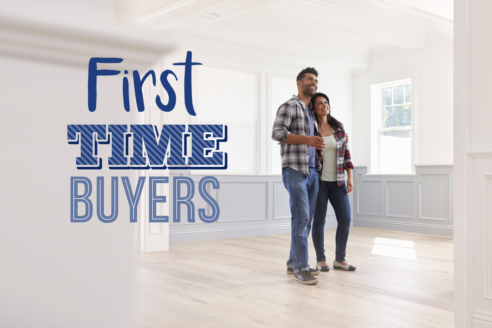 Buy House First Time